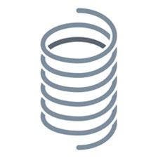 compression spring icon