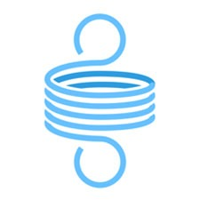 extension spring icon
